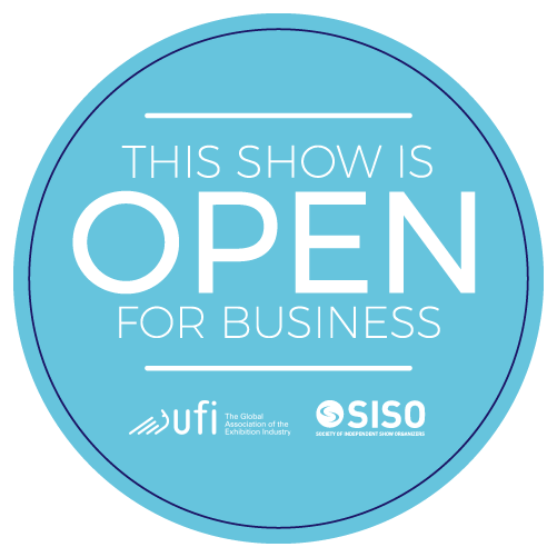 This swoh is open for business logo